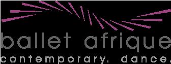 Ballet Afrique Logo